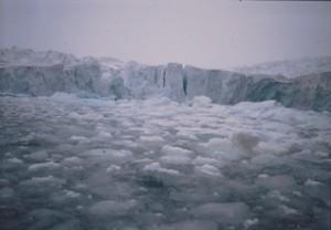 Glacia in Alaska 1989