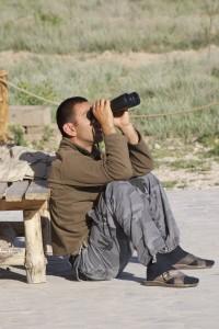 Manuk, Bezoar spotting